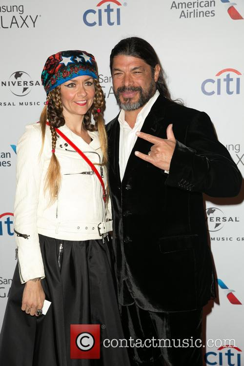 Chloé Trujillo and Robert Trujillo 1