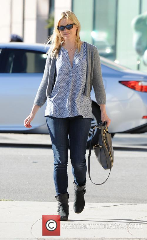Amy Smart and Beverly Hills 9