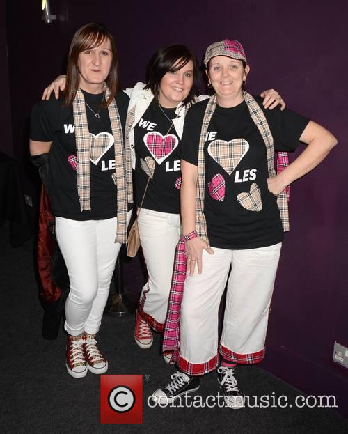 Bay City Rollers, Fiona Foley, Cathy Brennan and Marie Kelly 6