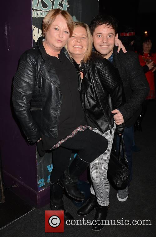 Bay City Rollers, Jacqueline Colgan, Valerie Mcloughlin and Sean Smallhorne 4