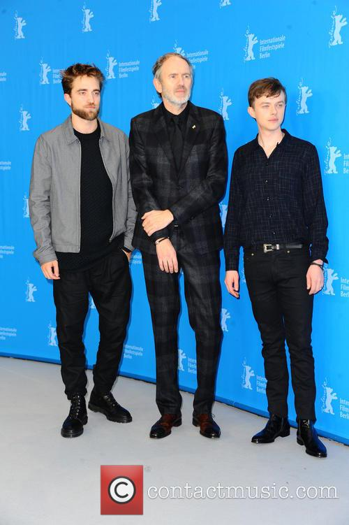 Robert Pattinson, Anton Corbijn and Dan Dehaan