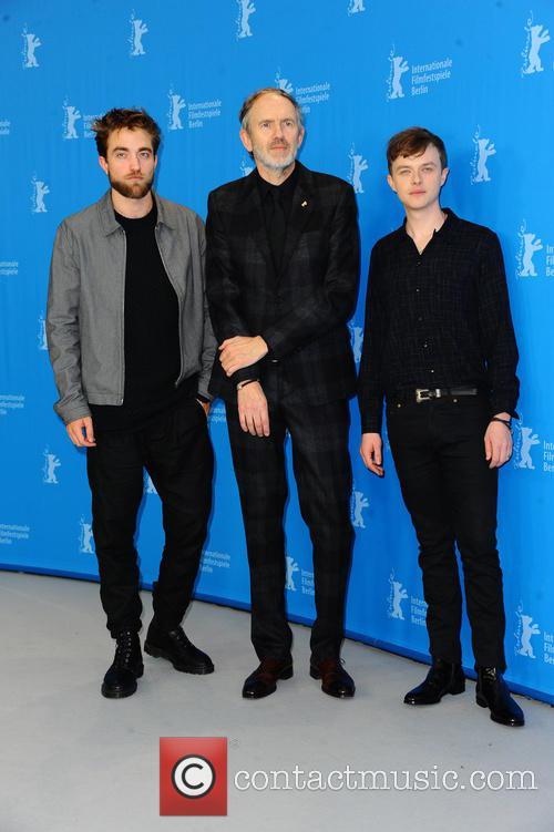 Robert Pattinson, Anton Corbijn and Dan Dehaan 7