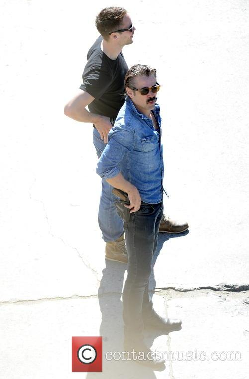Colin Farrell and Taylor Kitsch 2
