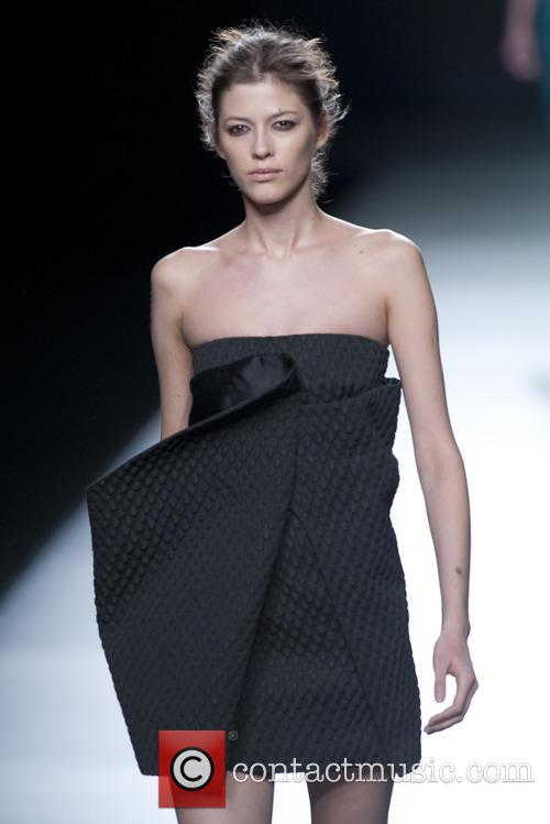 Madrid Fashion Week - Amaya Arzuaga - Catwalk