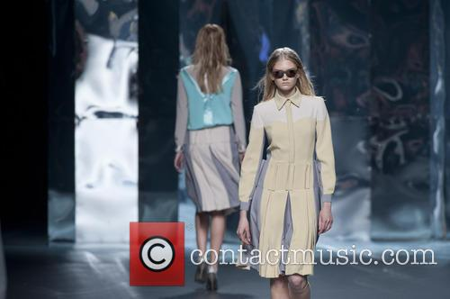 Madrid Fashion Week - Ana Locking - Catwalk