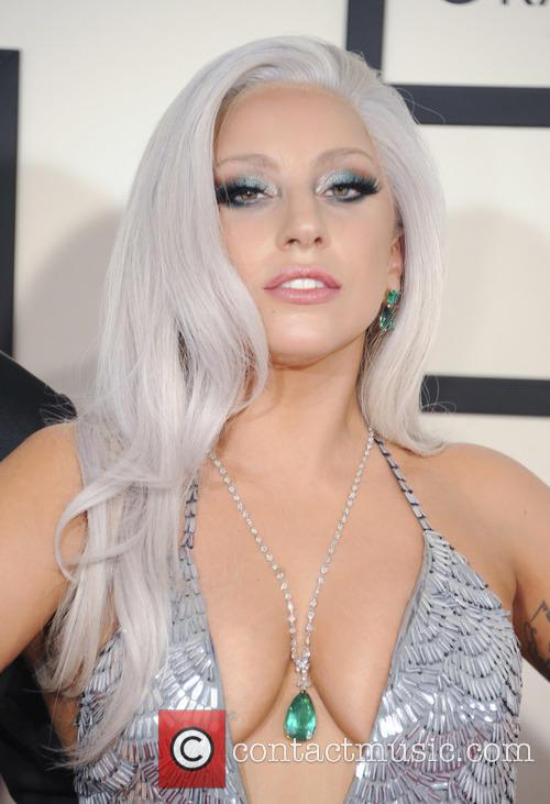 Lady Gaga at the Grammys