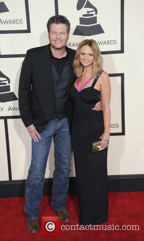 Miranda Lamber and Blake Shelton 3