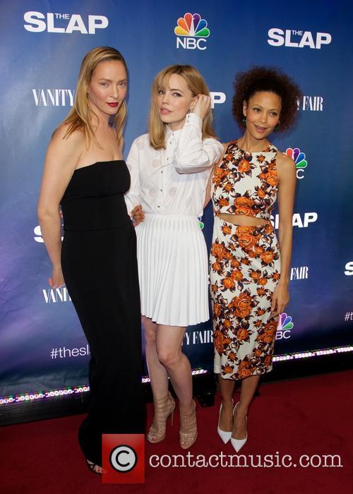 Uma Thurman, Melissa George and Thandie Newton 3