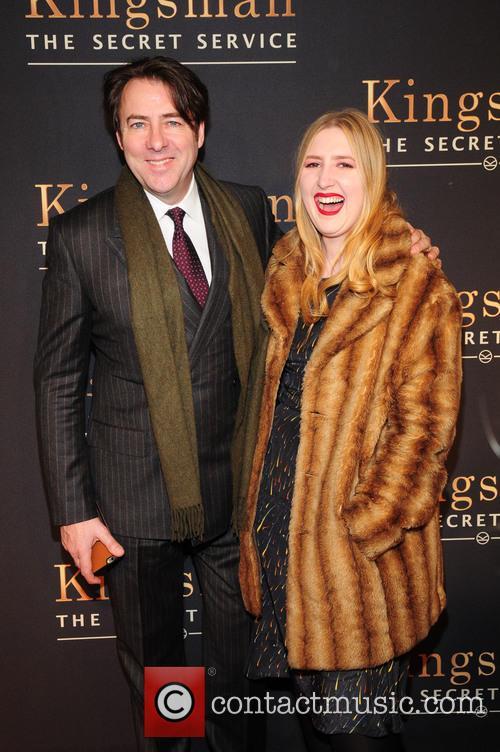 Johnathan Ross and Honey Kinney Ross 2