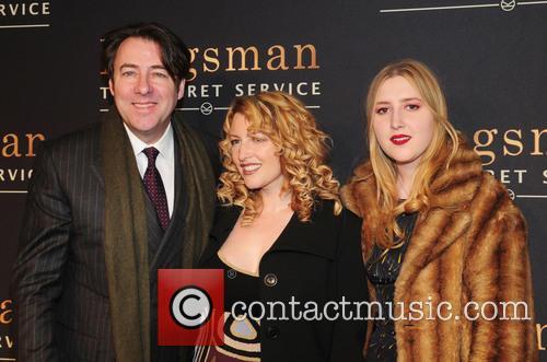 Johnathan Ross, Jane Goldman and Honey Kinney Ross 4