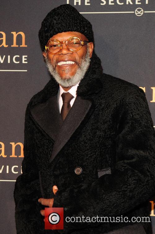 Samuel L. Jackson 3