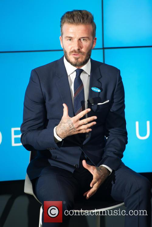UNICEF and David Beckham launch '7'