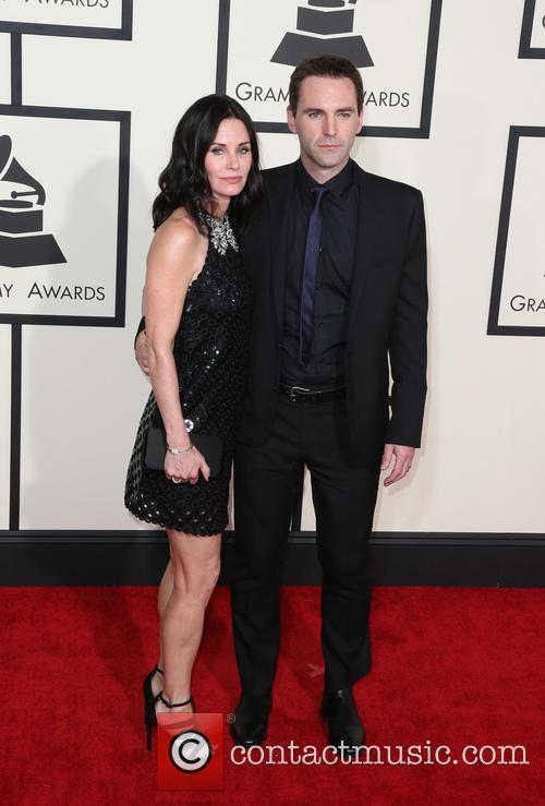 Courteney Cox and John Mcdaid 3