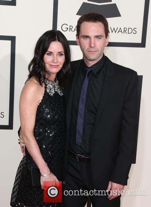 Courteney Cox and John Mcdaid 4