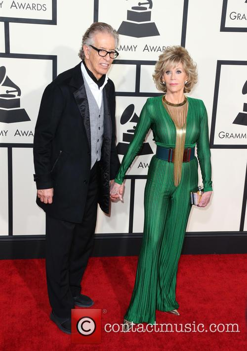 Jane Fonda and Richard Perry 5