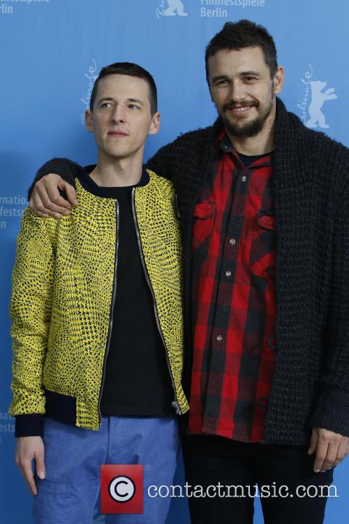James Franco and Director Justin Kelly 2