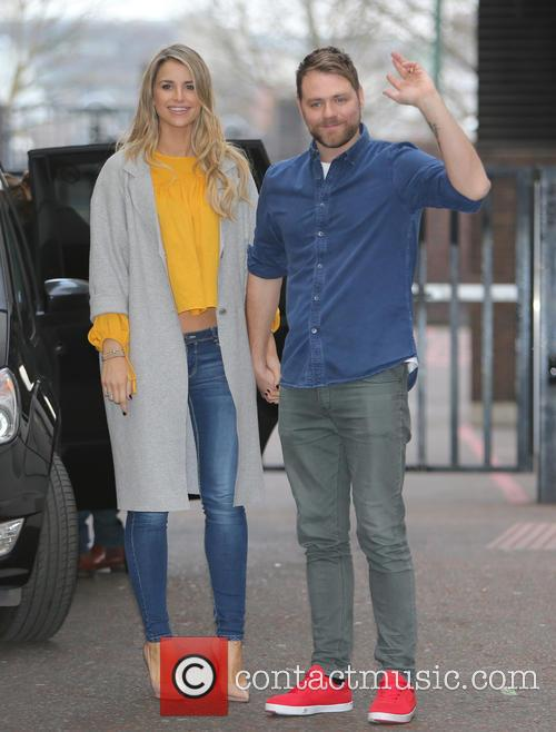 Brian Mcfadden and Vogue Williams 10
