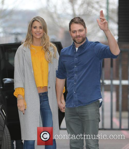 Brian Mcfadden and Vogue Williams 11
