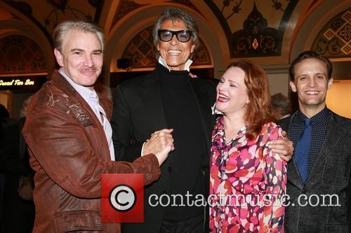 Douglas Sills, Tommy Tune, Jennifer Laura Thompson and Danny Gardner 4