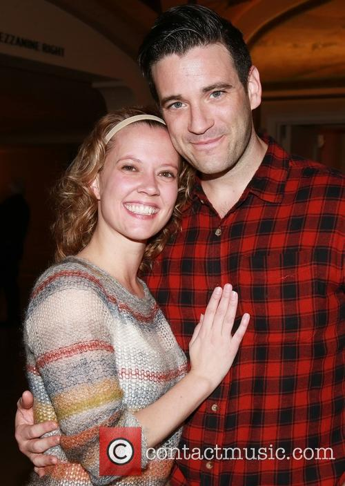 Patti Murin and Colin Donnell 2