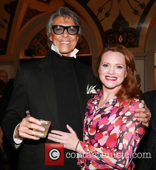 Tommy Tune and Jennifer Laura Thompson 1