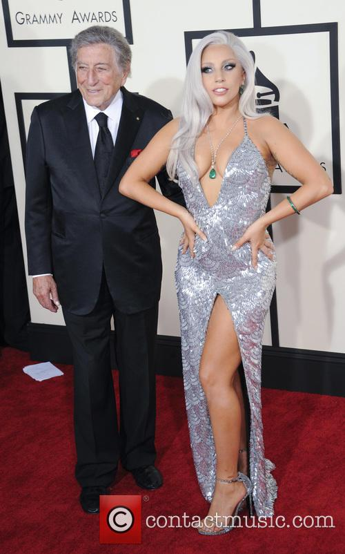 Lady Gaga and Eric Bennett 4
