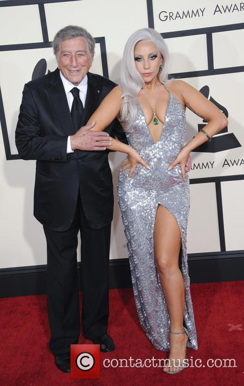 Lady Gaga and Eric Bennett 5