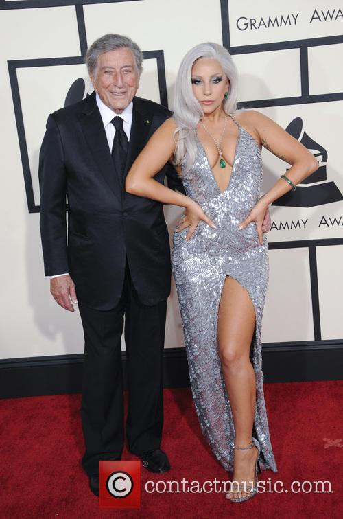 Lady Gaga and Eric Bennett 6