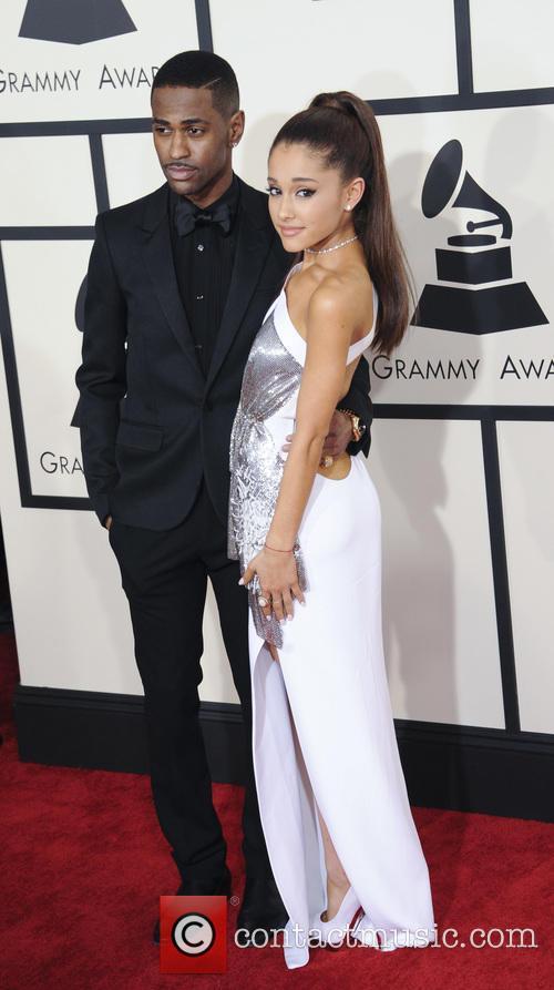 Big Sean and Ariana Grande 2