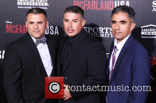 Danny Diaz, Damacio Diaz and David Diaz 8