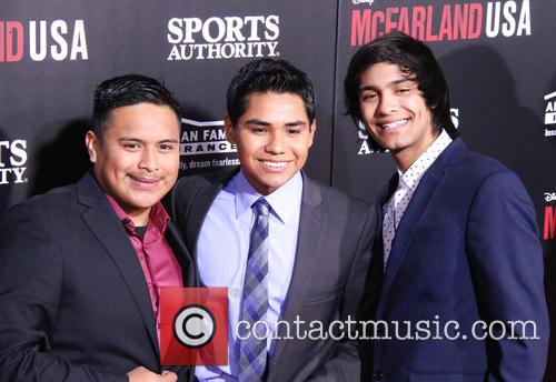 Ramiro Rodriguez, Rafael Martinez and Michael Aguero 9