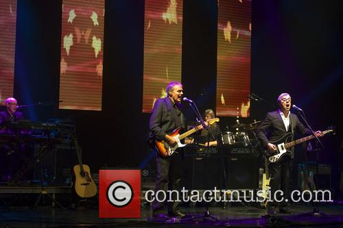 10cc perform live at the Royal Concert Hall