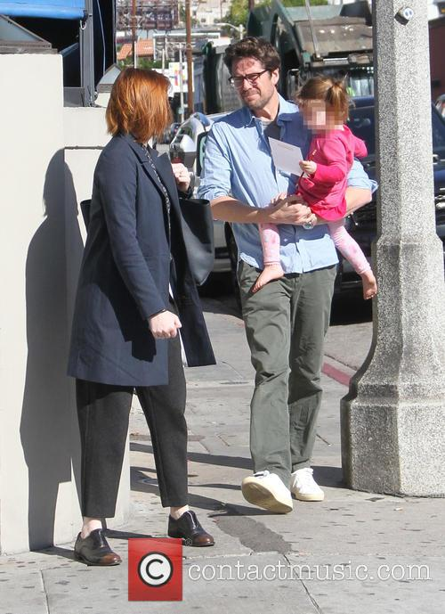 Alyson Hannigan, Alexis Denisof and Keeva Denisof 4