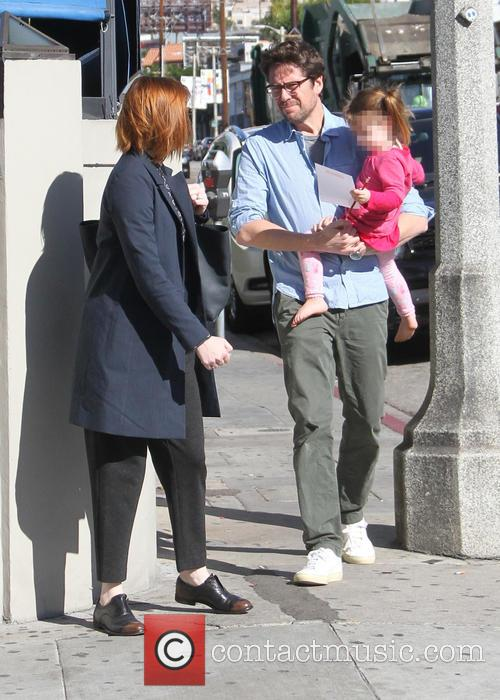 Alyson Hannigan, Alexis Denisof and Keeva Denisof 5