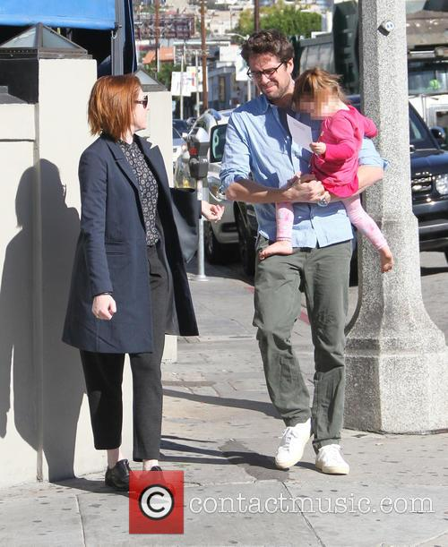 Alyson Hannigan, Alexis Denisof and Keeva Denisof 6