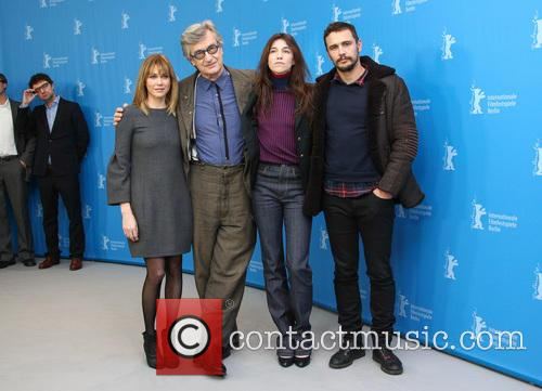 Wim Wenders, Charlotte Gainsbourg, James Franco and Marie-josée Croze 9