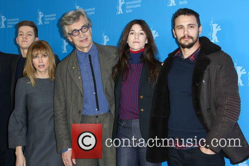 Wim Wenders, Charlotte Gainsbourg, James Franco, Robert Naylor and Marie-josée Croze 4