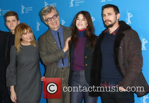 Wim Wenders, Charlotte Gainsbourg, James Franco, Robert Naylor and Marie-josée Croze 5