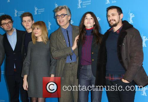 Wim Wenders, Charlotte Gainsbourg, James Franco, Robert Naylor and Marie-josée Croze 6