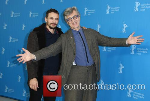 Wim Wenders and James Franco 10