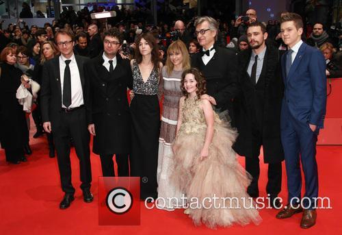 Wim Wenders, Charlotte Gainsbourg, James Franco, Robert Naylor and Marie-josée Croze 5