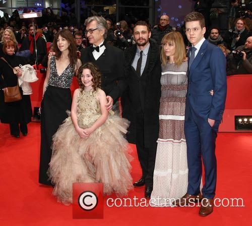 Wim Wenders, Charlotte Gainsbourg, James Franco, Robert Naylor and Marie-josée Croze 6