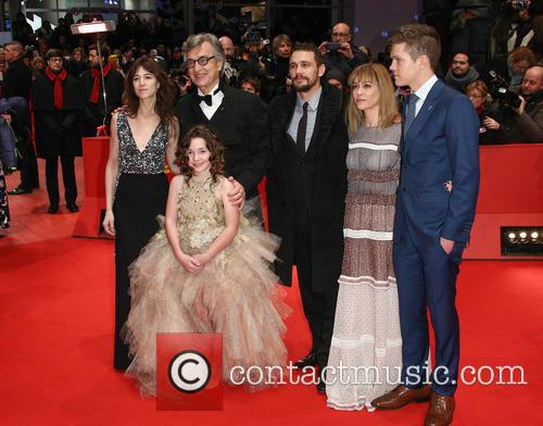 Wim Wenders, Charlotte Gainsbourg, James Franco, Robert Naylor and Marie-josée Croze