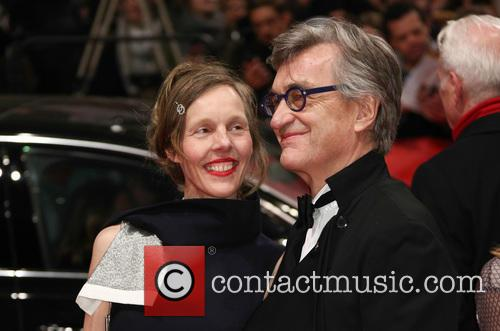 Wim Wenders and Donata Wenders 2