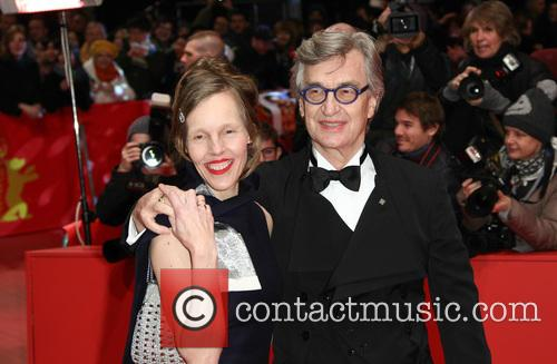 Wim Wenders and Donata Wenders 3