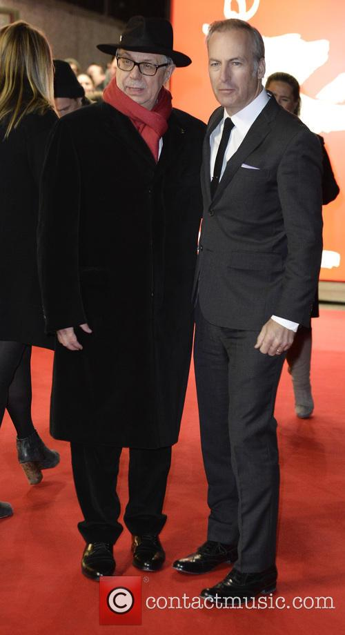 Bob Odenkirk and Dieter Kosslick 4