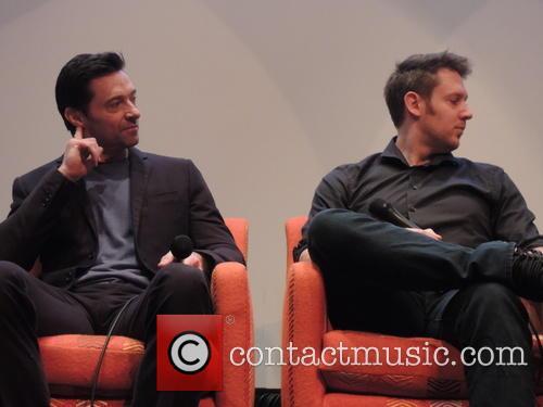 Hugh Jackman and Neill Blomkamp 3