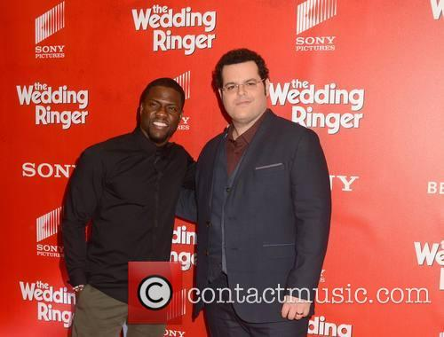 Kevin Hart and Josh Gad 6