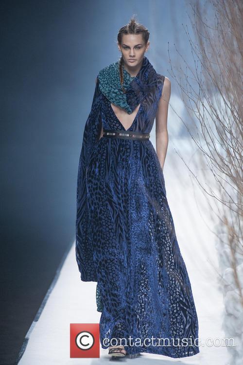 Mercedes-Benz Fashion Week Madrid Fall/Winter 2015 - Alvarno...
