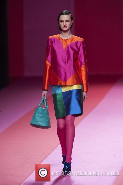 Madrid Fashion Week - Agatha Ruiz de la...